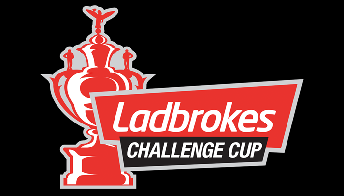 Ladbrokes Challenge Cup logo