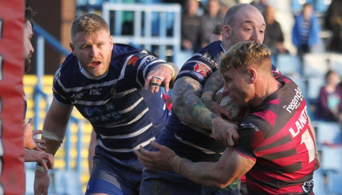 Featherstone Rovers 8-6 Oldham RLFC