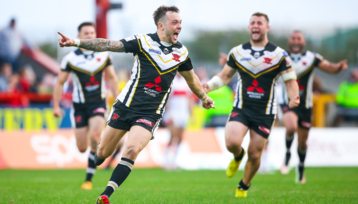 Super League Golden Point