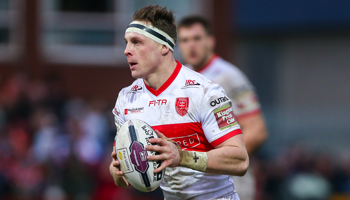 Hull Kingston Rovers 48-0 Oldham RLFC