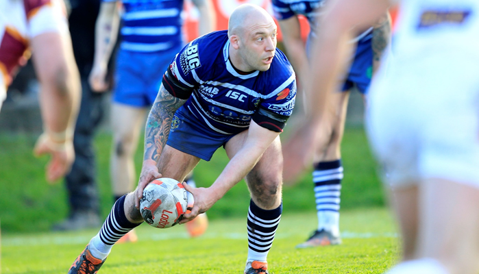 Swinton Lions 13-30 Featherstone Rovers