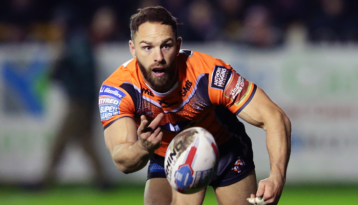 Castleford Tigers 43-26 Catalans Dragons