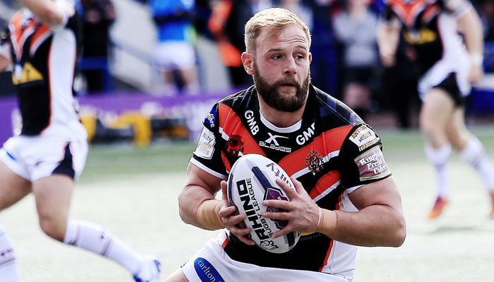 Widnes Vikings v Castleford Tigers