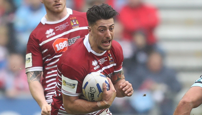 Gelling charged