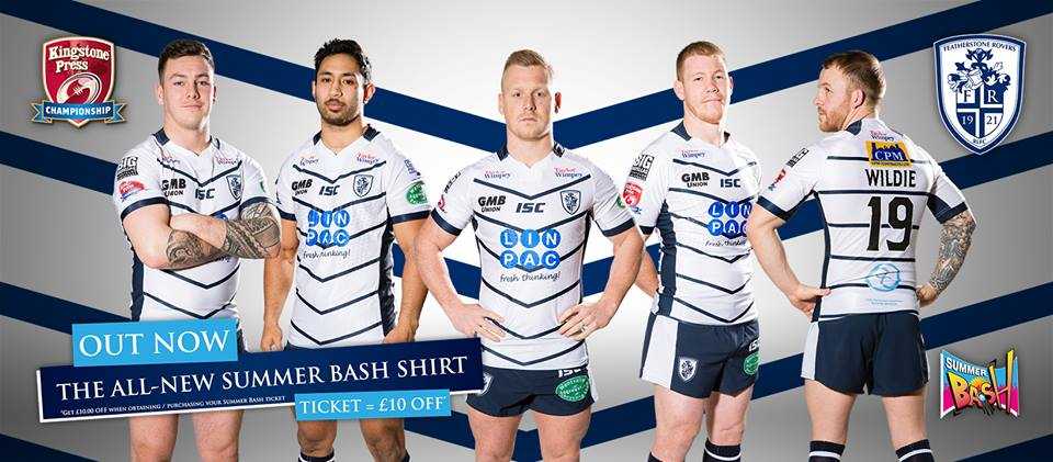Featherstone Summer Bash shirt