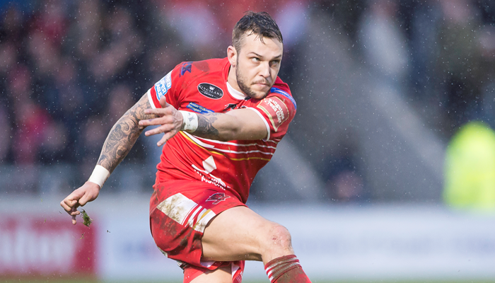 Salford Red Devils 12-6 Leigh Centurions