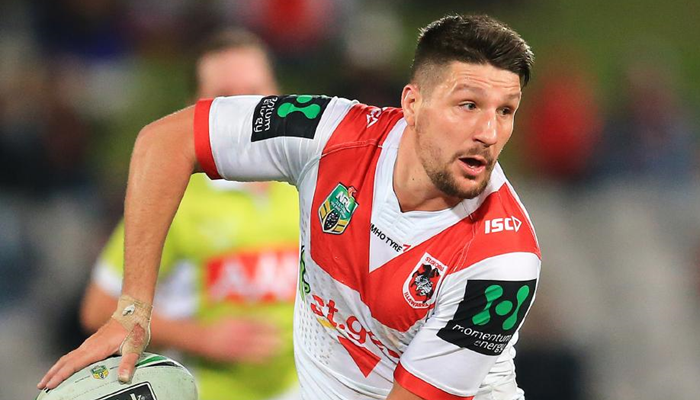 Gareth Widdop contract