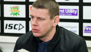 Lee Radford Garry Schofield