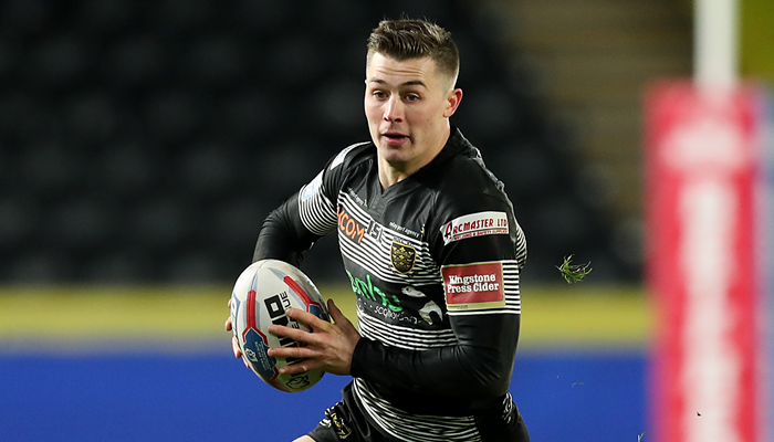 Hull FC 26-24 Castleford Tigers