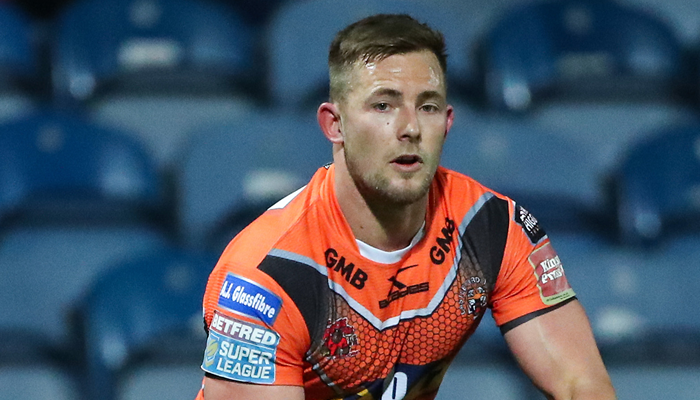 Leigh Centurions 0-38 Castleford Tigers