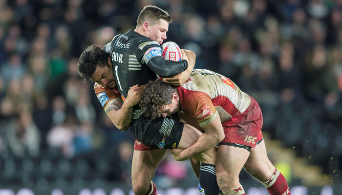 Hull Catalans Challenge Cup