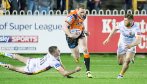 Huddersfield Giants v Castleford Tigers