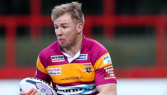Huddersfield Giants 44-4 Warrington Wolves
