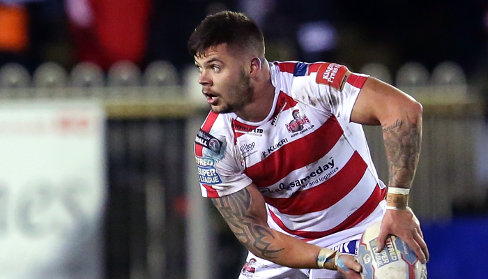 Leigh Centurions 50-34 Wigan Warriors