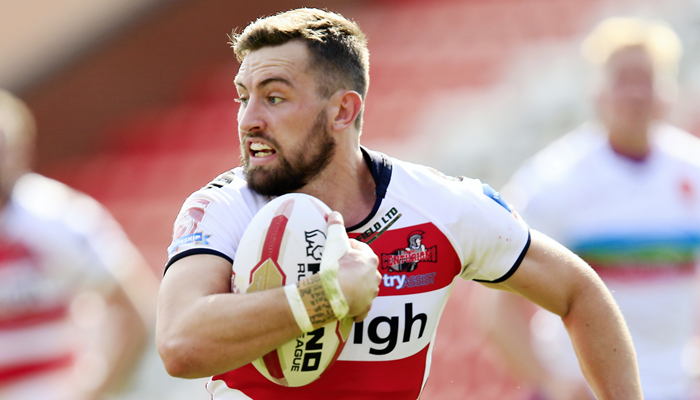 Leigh Centurions 25-0 Salford Red Devils