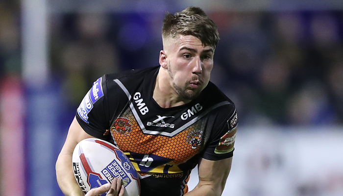 Catalans Dragons 24-32 Castleford Tigers