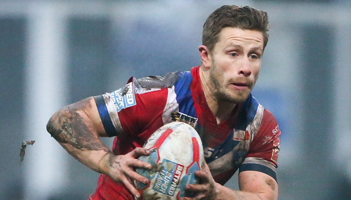 Wakefield Trinity 26-12 Warrington Wolves