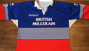 QUIZ: Can you match the Rugby League team to the shirt? (extra difficult)