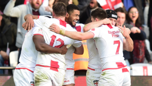 We bet you can't get 100% on this England RL quiz