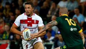 Sam Burgess retires from playing Rugby League