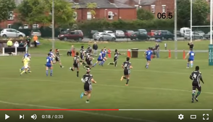 Throwback: Wigan St Pats player scores the fastest try in rugby league history