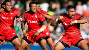 After being reinstated Tonga announce World Cup 9's squad