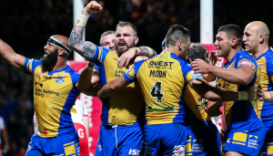 Rhinos 5/2 to beat Wire in the Semi