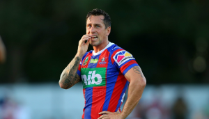 The Knights are too reliant on Mitchell Pearce