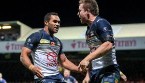 Leeds plan double swoop from Cowboys