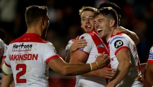 Wigan 6/4 to get back to zero points against Saints ?