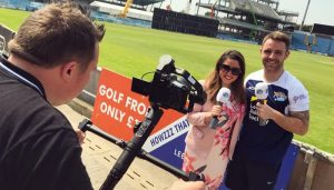 Rugby League presenter aiming to become Miss England