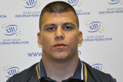 SARL meets Serbian Rugby League Star Vladimir Milutinovic