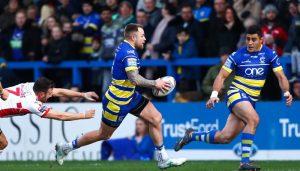 Warrington prove too good for Hull KR