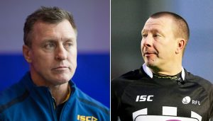 Furner meets with referees' boss Ganson