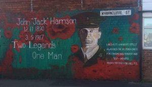 Jack Harrison One Man Two Legends