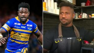 Unwanted NRL star who walked out on Leeds contract, now working in local coffee shop