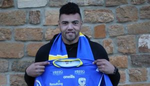 Why Luther Burrell won't count on Warrington's salary cap