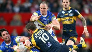 Top five toughest players in Super League history