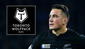 Sonny Bill Williams 'interested' in joining Toronto Wolfpack