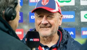 Widnes appoint Tim Sheens in shock move