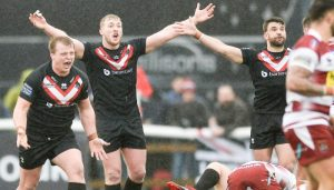 Betfred Super League Team of the Week Four!