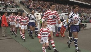 Throwback Thursday: Wigan humiliate Bath in 'Clash of the Codes'