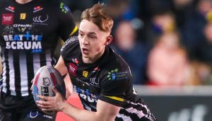 London sign second Widnes youngster