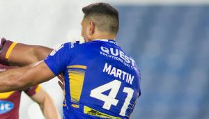 11/8 Rhinos one win from safety ?