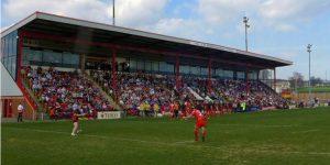 Dewsbury Rams sign Wakefield forward