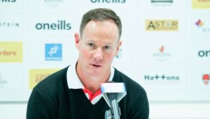 "Holbrook admits ""mixed emotions"" after Saints exit"