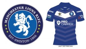 Swinton submit application to be renamed Manchester Lions RLFC
