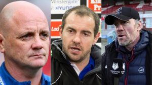 Joint favourites for the drop in Super League