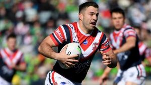 James Tedesco named RLPA Player of the Year