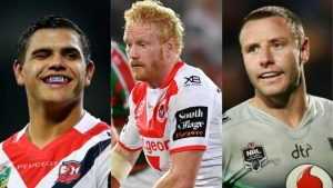 All the NRL players available to talk to clubs from November 1st